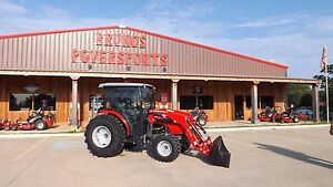 Massey Ferguson 1759 Compact Cab Tractor Free Shipping No Sales Tax