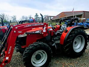 Massey Ferguson 4707 70hp Tractor Free Shipping No Sales Tax