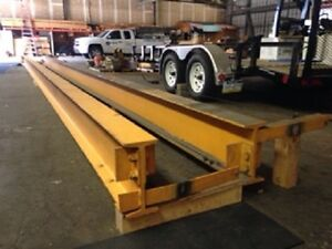 Nys Us 2 Ton Crane Beam 37 10 Long