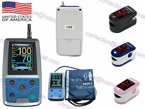 Us Contec Ambulatory Blood Pressure Monitor software 24h Nibp Holter Abpm50 sale
