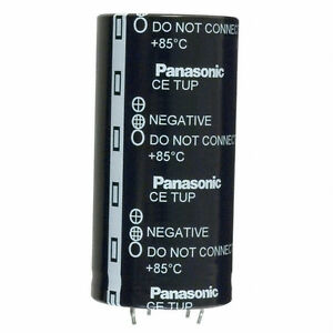 Large Capacitor 12000 Uf 100v Panasonic Ecet2ap123fa New Lower Price