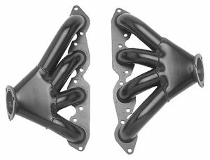 Hedman Hedders 68510 Street Rod Painted Tight Tubes Exhaust Header