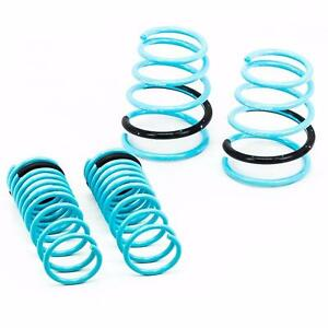 Gsp Traction S Lowering Springs For 08 14 Subaru Impreza Wrx F 2 R 2 Drop