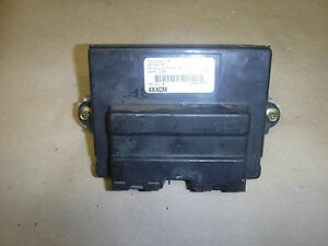 2002 2003 Ford Explorer Transfer Case Control Module 3a 2c54 7h473 Be