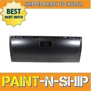 2007 2008 2009 2010 2011 2012 2013 Chevy Silverado Tailgate Painted Gm1900125