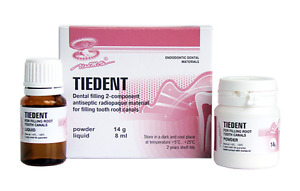 Dental ntiseptic Zinc Oxide Eugenol Filling Root Canal Material Tiedent