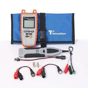 T3 Innovation Ssk250 Snap Shot Cable Fault Finder Includes Trakall Tone Probe