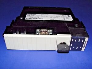 Allen Bradley 1756 l63 Series B Controllogix Controller Processor With Key