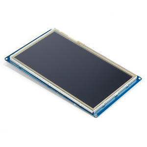 7 800 X 480 Tft Touch Lcd Display Module Cpld Sdram For Arduino Avr Stm32 Arm