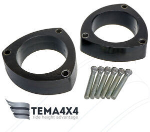 Front Strut Spacers 40mm For Nissan Terrano Pathfinder R50 1995 2003