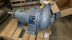 Flowserve 5mx142 Slurry Centrifugal Pump 6x5x14
