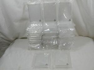 Greiner 384 well Flat bottom clear Lid Sterile Microplate 128 l Lot Of 38 New