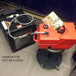 Champion 3400w Inverter Generator 3 Gal Extended Run Fuel System