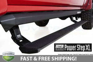 Amp Research Powerstep Xl Retractable Running Boards Power Steps 2009 2014 F 150