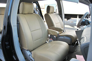 Iggee S Leather Custom Fit Seat Cover For 2004 2010 Nissan Quest
