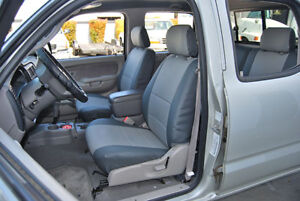 Toyota Tacoma 2000 2004 Iggee S leather Custom Fit Seat Cover 13colors Available