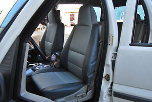 Jeep Liberty Sport 2002 2013 Iggee S Leather Custom Fit Seat Cover 13 Colors