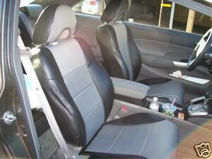 Volvo C70 2005 2010 Iggee S Leather Custom Fit Seat Cover 13 Colors Available