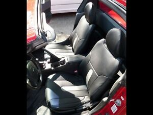 Honda Del Sol 1993 1997 Iggee S leather Custom Fit Seat Cover 13colors Available