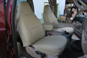 Ford F 150 1997 2002 Iggee S leather Custom Fit Seat Cover 13colors Available