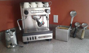 Lacimbali M21 Junior Dt 1 Automatic Espresso Coffee Machine