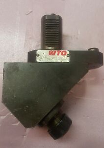 Wto Live Tool Holder Typ k93 426 For Mazak Sqt15