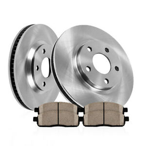 Front 330 Mm Oe Brake Disc Rotors And Ceramic Pads Kit Honda Pilot Acura Mdx Zdx