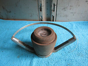 1967 Ford Fairlane Horn Ring And Pad C7oa 13a800 B