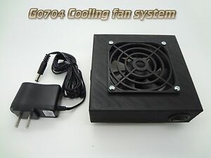 G0704 Grizzly Mill Spindle Cooling Fan System Cnc Mach3 Conversion