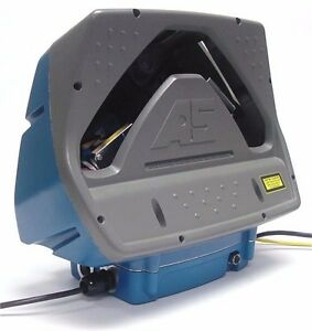Accu sort Axiom x Omnidirectional 2 laser Barcode Scanner W base
