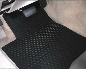 Intro Tech Hexomat Car Floor Mats Carpet Front Rear For Volkswagen 91 93 Fox