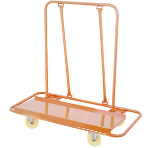 Drywall Cart Dolly Handling Sheetrock Panel Tool Heavy Duty Truck Heavy Duty