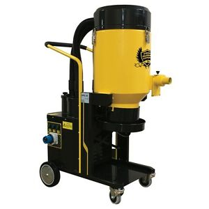 Xtreme Polishing Systems Industrial Vacuum 3s Heavy Duty Concrete Grinder Vac
