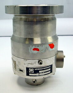 Leybold Turbovac 150 Turbo High Vacuum Pump