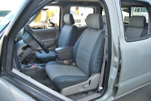 Toyota Tacoma 2005 2011 Iggee S leather Custom Fit Seat Cover 13colors Available