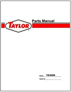 Taylor Forklift Parts Manual electronic Copy