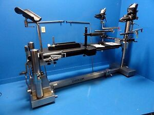 Schaerer Mayfield 10900 Chick Lp Ortho Table Imageable Chick Low Profile 13474