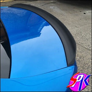 Spk 284g Fits Mazda 3 2003 08 4dr Rear Trunk Lip Spoiler Duckbill Wing