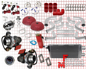 Twin Turbo Kit Tt Huge Package 1000hp Upgrade Ford F150 F1250 F350 Svt V8 4 6l