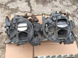 Mercedes W108 W111 Carburetors Zenith
