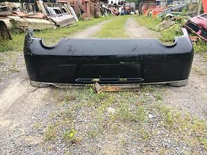 2011 2013 Chrysler 300 Oem Used Rear Bumper Cover Duel Exhaust bp