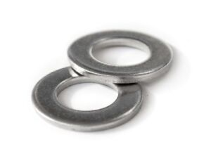 Stainless Steel Flat Washer Din 125a M2 M2 5 M3 M4 M5 M6 M8 M10 M12 M14 M16 M20