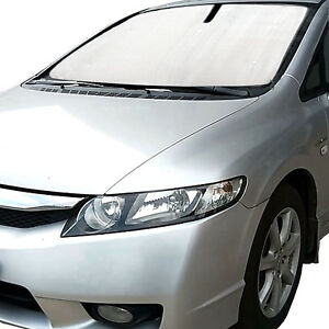 Fit For Honda Civic 2006 2011 Sedan Front Windshield Window Sun Shade Uv Block