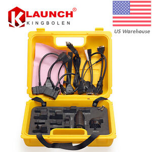Usa Launch X431 Yellow Box Package For Diagun Iii Iv Idiag Non 16pin Connectors