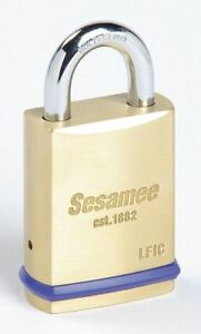 Sesamee Padlock For Interchangeable Core 56410