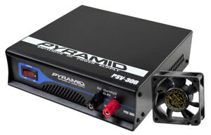 New Pyramid Psv300 Fully Regulated Low Ripple 30 amp Switching Dc Power Supply
