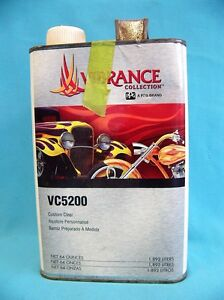 Ppg Vibrance Collection Vc5200 Custom Clear Net 64ounces