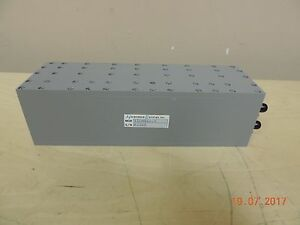 Microwave Devices Rf Band Pass Filter 11cn942 5 Used untested as is