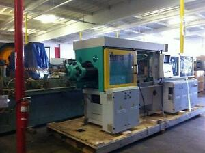 2007 Arburg 110 ton 4 color Plastic Injection Molding Machine