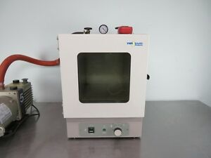 Vwr Sheldon 1400e Vacuum Oven With Warranty